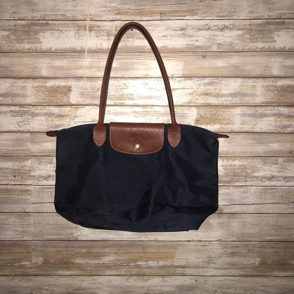 Enjoy Cheap Longchamp Leather Tote Bags